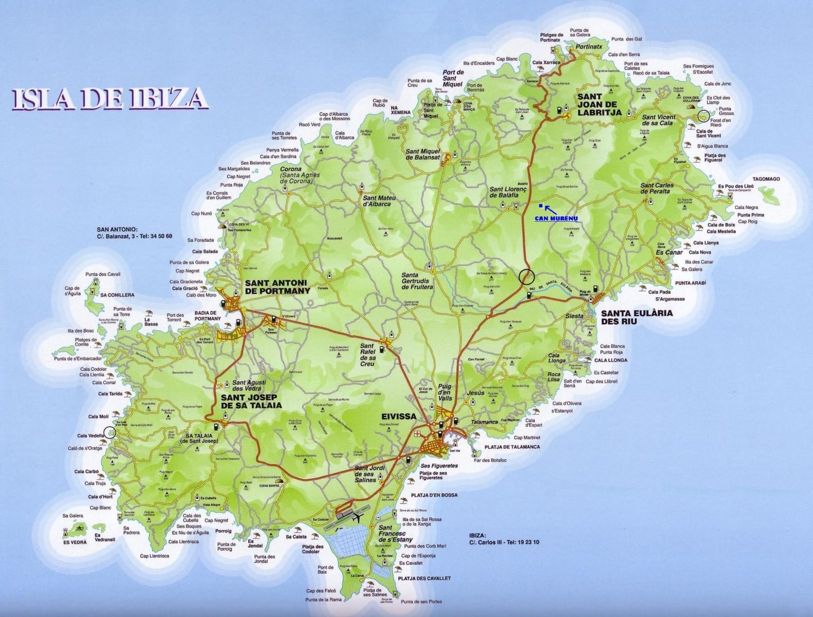 Plan Ville Rpg Port